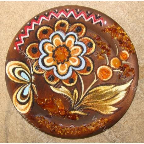 Тарелка на подарок