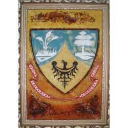 Картина Герб Гміна Длуголенскій