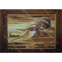 Картина Духи пустыни