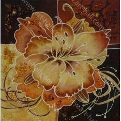 Картина квітки