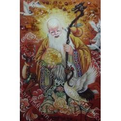 Картина японского мудреца