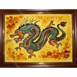 Малюнок дракона 2012