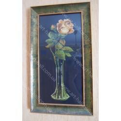 Картина «Жовта троянда»