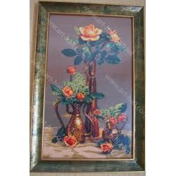 Картина «Квіти в глечику»