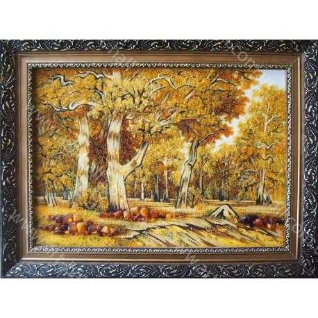 Картина Пейзаж леса