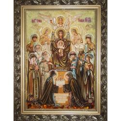 Ікона «Похвала Пресвятої Богородиці»