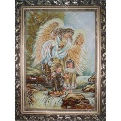 Икона Ангела Хранителя и детей